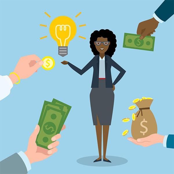 Venture Capital, Crowd, & Angel Funding