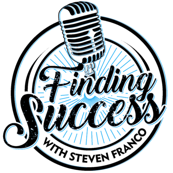 Finding Success with Steven Franco logo
