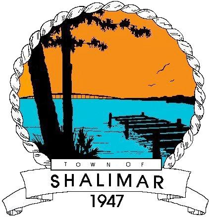 Town of Shalimar logo