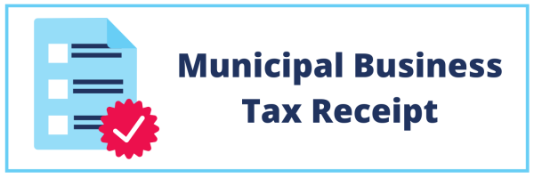 Municipal Business Tax Receipt logo