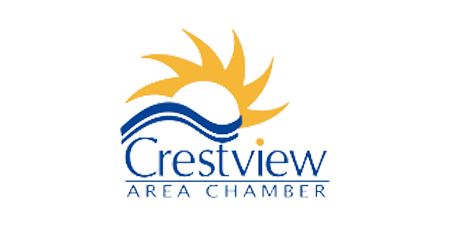 Crestview Area Chamber of Commerce logo