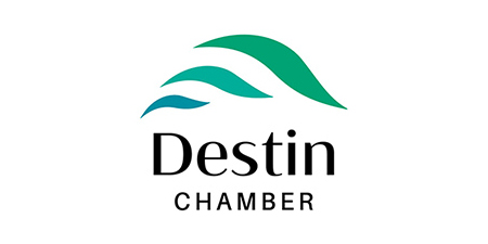 Destin Area Chamber of Commerce logo
