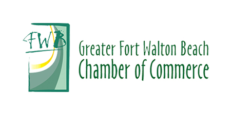The Greater Fort Walton Beach Chamber of Commerce logo