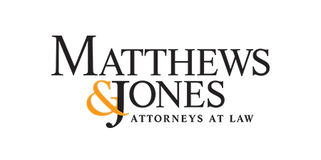 Matthews & Jones logo