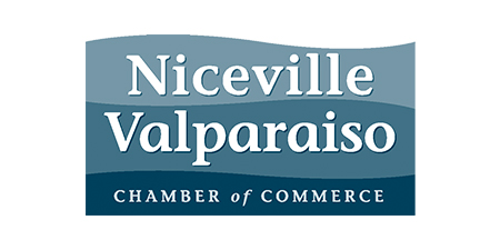 Niceville Valparaiso Chamber of Commerce logo